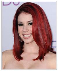 Jillian Rose Reed hairstyles