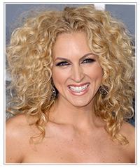 Kimberly Schlapman hairstyles