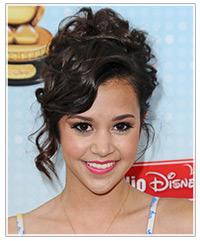 Megan Nicole hairstyles