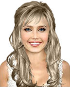 Hairstyle with wicked waves