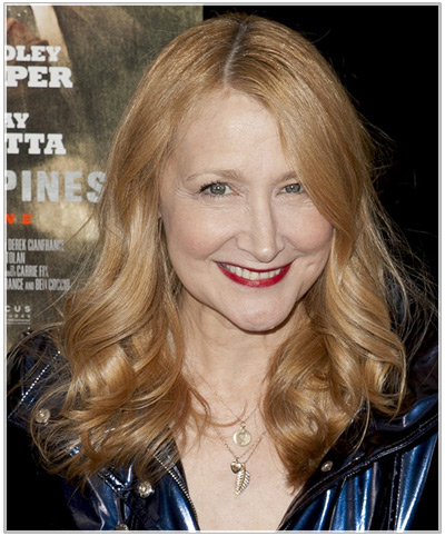 Patricia Clarkson hairstyles