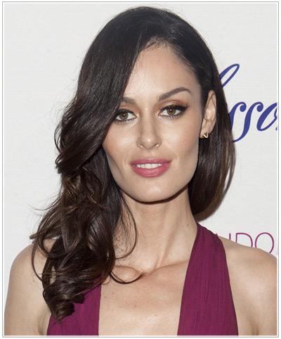 Nicole Trunfio hairstyles