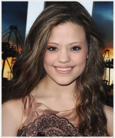 Sarah Jeffery hairstyles