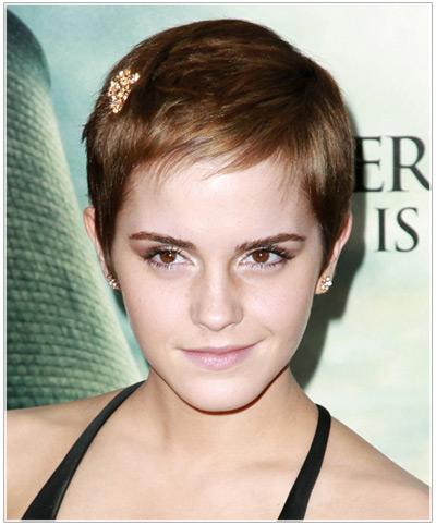 Emma Watson hairstyles