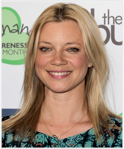 Amy Smart hairstyles