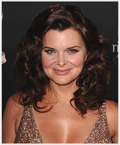 Heather Tom hairstyle