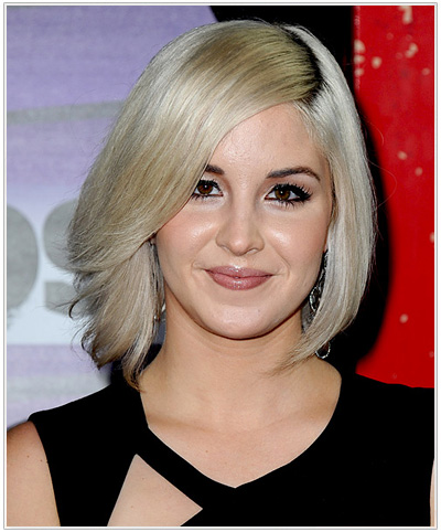 Maggie Rose hairstyles
