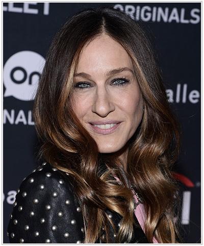 Sarah Jessica Parker hairstyle