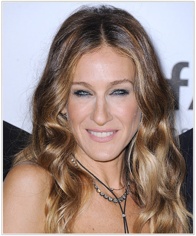 Sarah Jessica Parkers Updated Hairstyle And Color