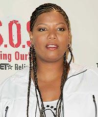 Queen Latifah hairstyles