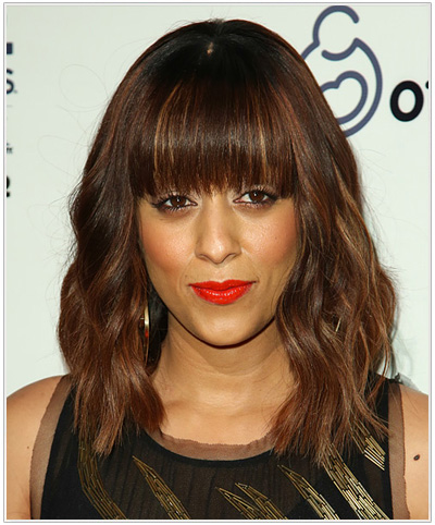 Tia Mowry hairstyle
