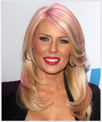 Gretchen Rossi hairstyle