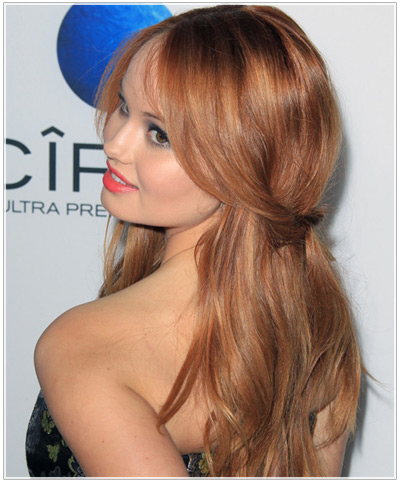 Easy Half Updos For Long Hair Photo 1