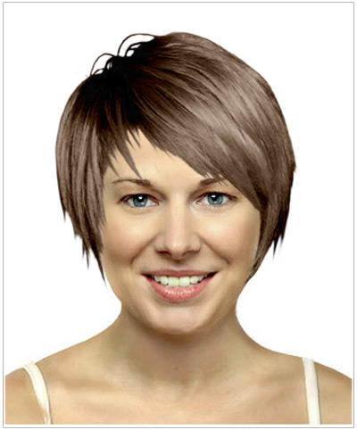 Let out Grow Short Hairstyles