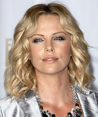 Charlize Theron hairstyles