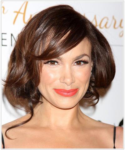 Patricia De Leon hairstyles