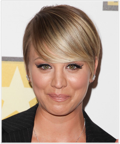 styles for layered hair kaley cuoco hairstyles spotlight 7140