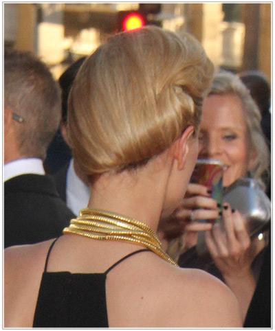 Anna Paquin hairstyles