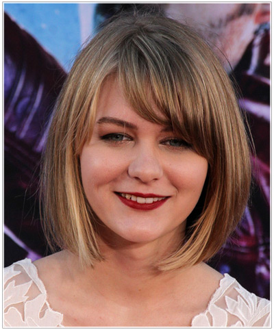 Graduated Bob Hairstyle Ideas