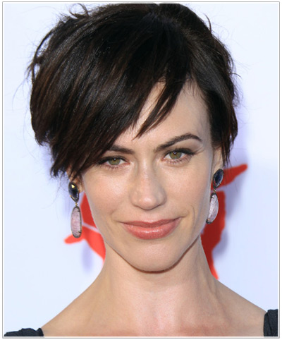 Maggie Siff hairstyles