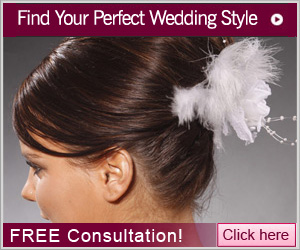 Find Your Perfect Wedding/Prom/Evening Hairstyle