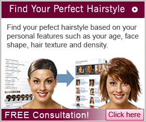 Find Your Perfect Hairstyle - Hairstyle Consultation