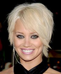 Kimberly Wyatt hairstyles