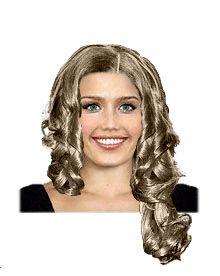 Autumn bridal hairstyle