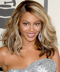 Beyonce Knowles hairstyles
