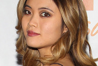 Jessica lu blonde hairstyle for asian women side
