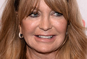 Goldie hawn long hairstyles for older women side