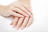 Skin care tips hands
