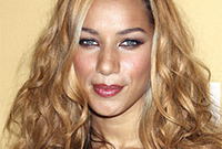 Leona lewis makeup with the x factor side