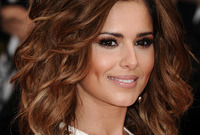 Cheryl coles makeup for brunettes side
