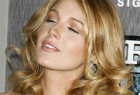 Blake lively hairstyles side