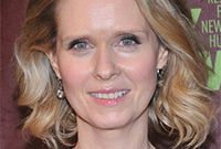 Cynthia nixon hairstyles side