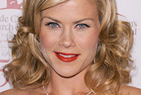 Alison sweeney vintage red carpet look whats your verdict side