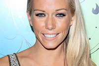 Kendra wilkinson easy braided hairstyle side