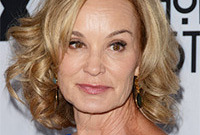 Jessica lange youthful hair and makeup for mature women side