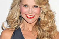 Christie brinkley all american girl makeup side