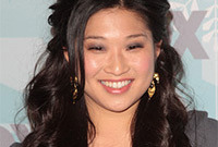 Jenna ushkowitz smokey eye makeup for asian eyes side