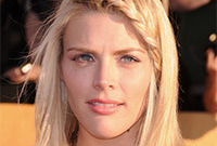 Busy philipps boho braided do side