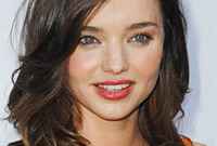 Miranda kerr makeup for warm skin tones side