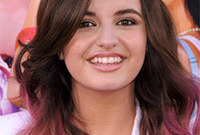 Rebecca black hairstyle is it a winner side