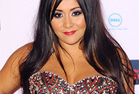Hair and makeup snooki style side