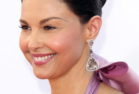 Ashley judd head turning updo side