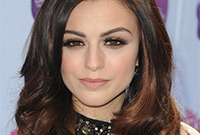 Cher lloyd sultry makeup for brunettes side