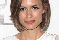 Torrey devitto updo for short hair side