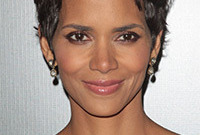 Haircut gallery halle berry side