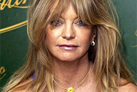 Goldie hawn secret to ageing well her haircut side